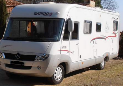 CONVOYAGE CAMPING CAR BARCELONE LILLE