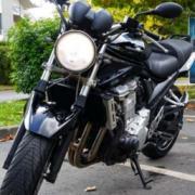 CONVOYAGE MOTO 650 BANDIT ORLEANS ST BRIEUC