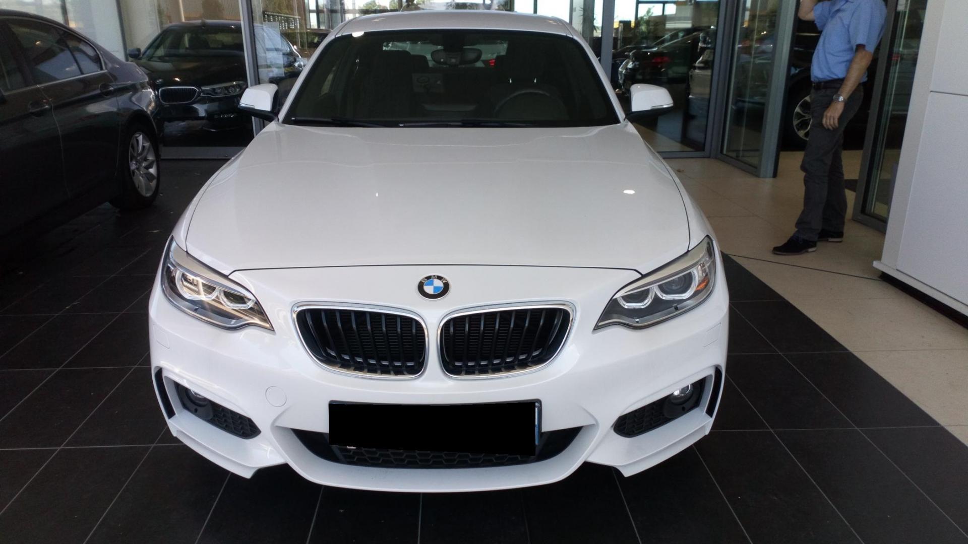 BMW1 LE MANS SERIE 2
