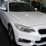 CONVOYAGE BMW SERIE 2
