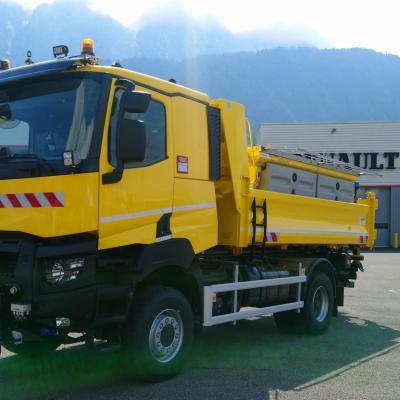 Camion jaune PL