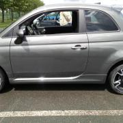 CONVOYAGE FIAT 500 PROFIL