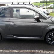 FIAT 500 PROFIL2