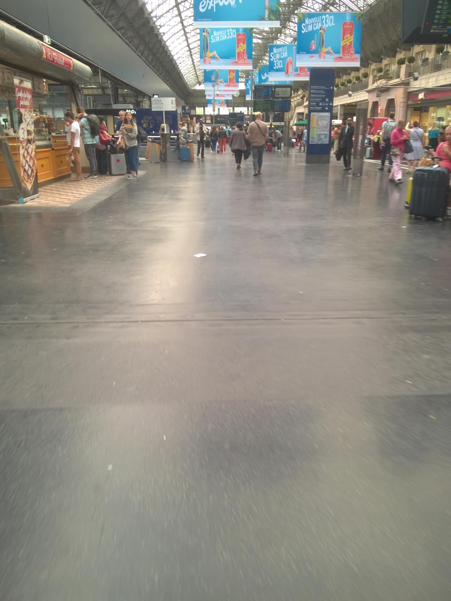 gare de l est paris