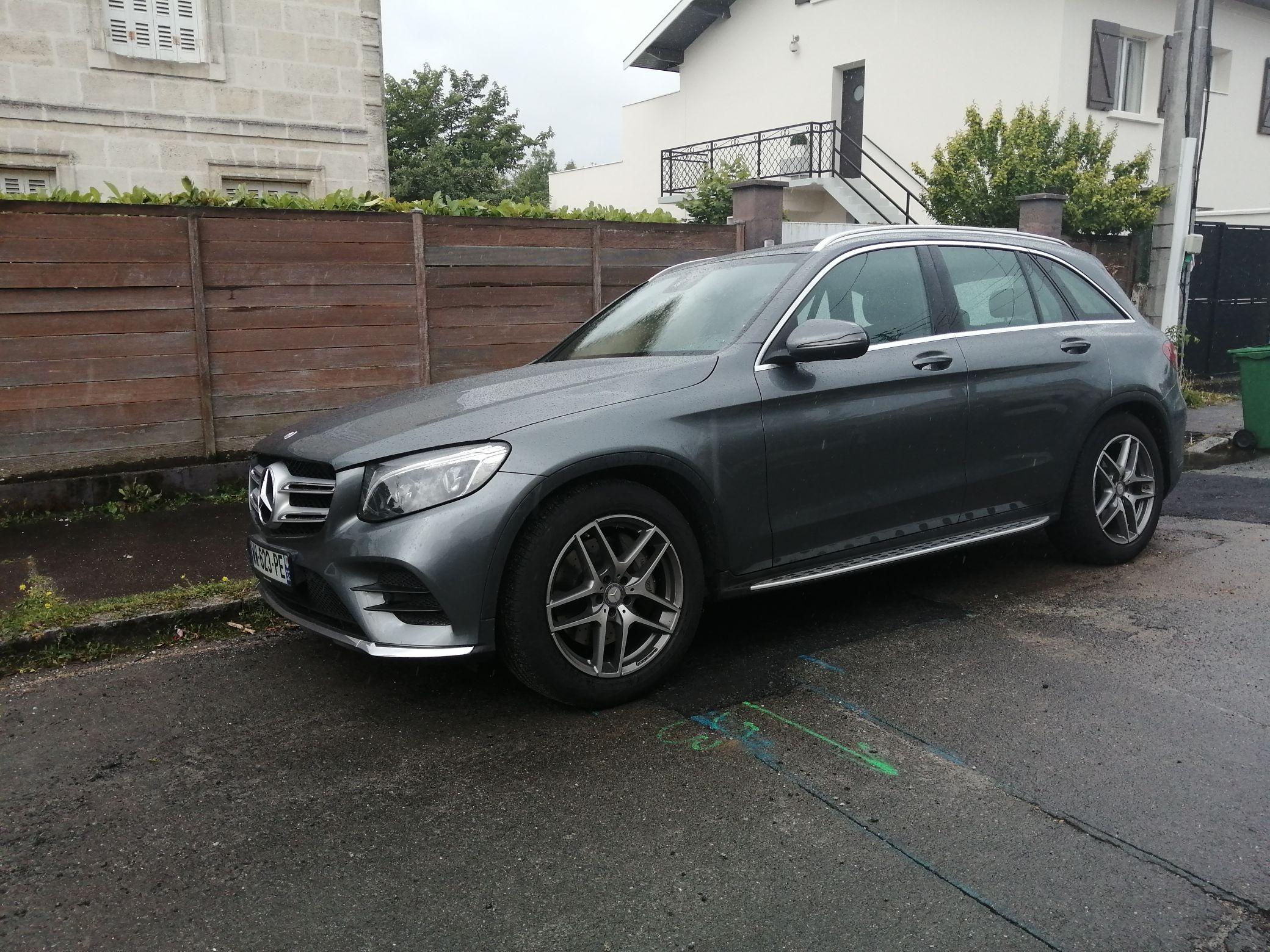 livraison Mercedes BEBRA Nantes
