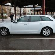 Convoyage Audi Ussel Le mans
