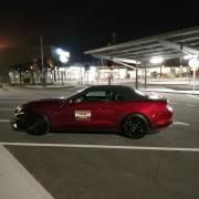 Mustang cab rouge refuel