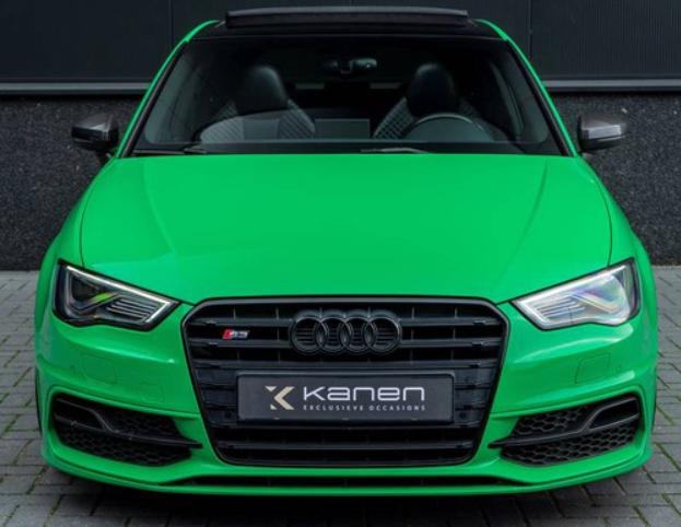 Audi s3 2 0 tfsi quattro 300hp