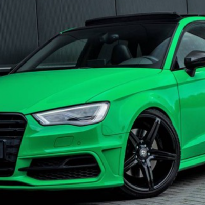 Audi S3 2.0 TFSI Quattro 300HP