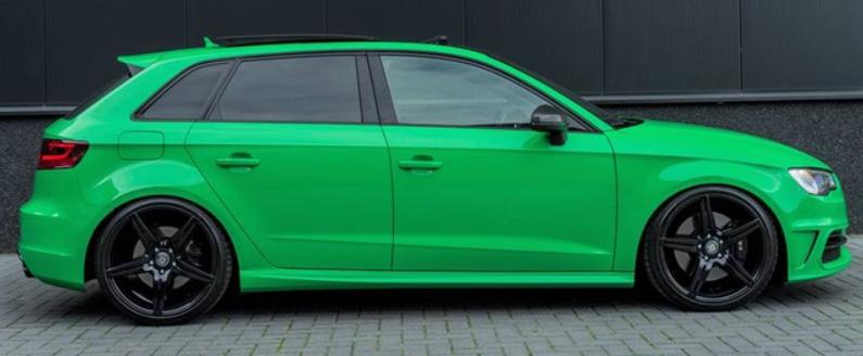 Audi s3 drt 2 0 tfsi quattro 300hp