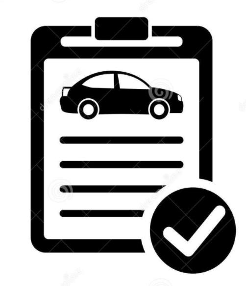 Incone inspection de vehicule