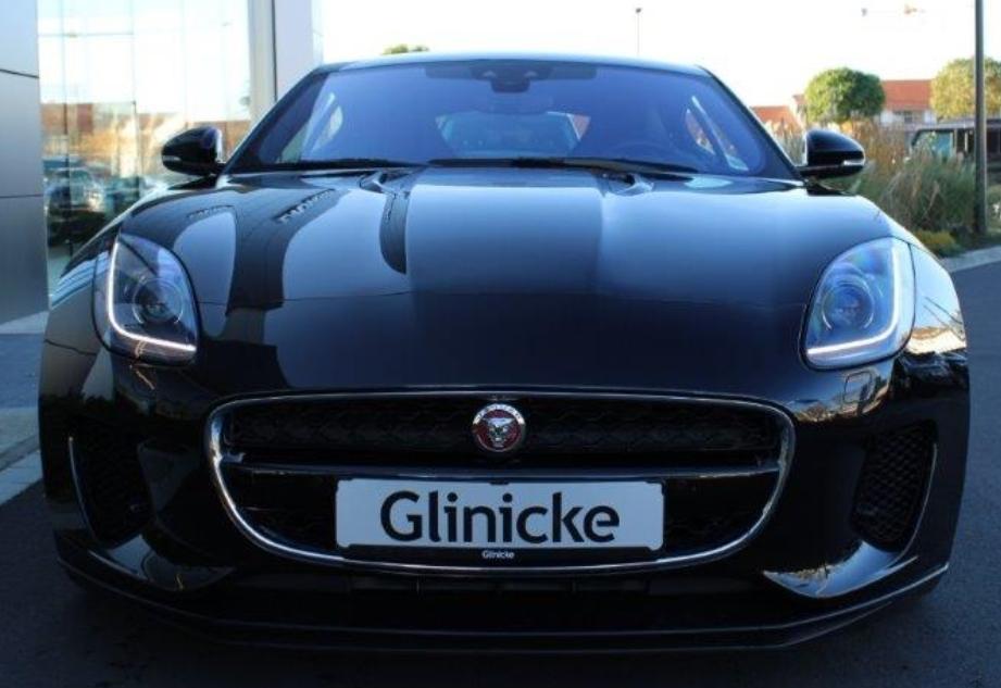 Jaguar f type coupe basis p300 eu6d t leder navi xenon