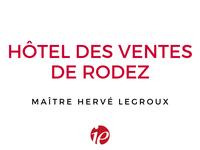 Logo hotel des ventes rodez