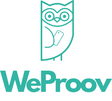 Logo we proov
