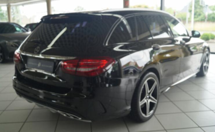 Mercedes benz c 43 amg t 4matic pano ard