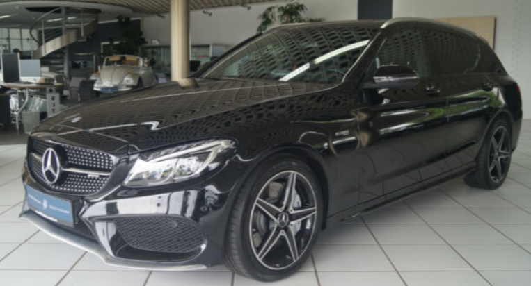 Mercedes benz c 43 amg t 4matic pano avg