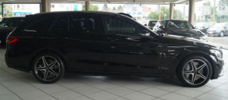 Mercedes benz c 43 amg t 4matic pano d