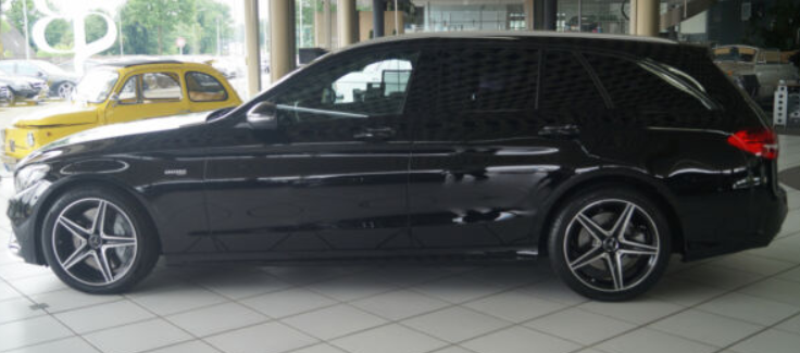 Mercedes benz c 43 amg t 4matic pano g