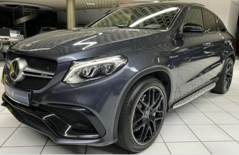 Mercedes benz gle 63 amg avg