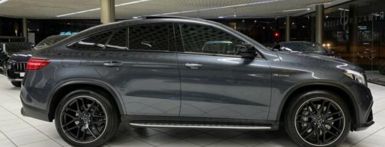 Mercedes benz gle 63 amg d