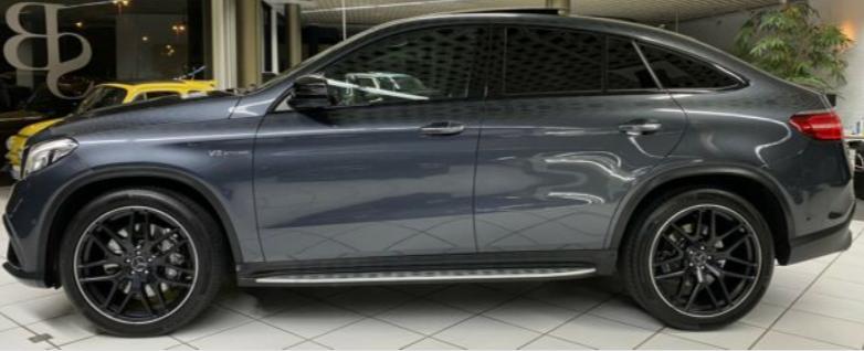Mercedes benz gle 63 amg g