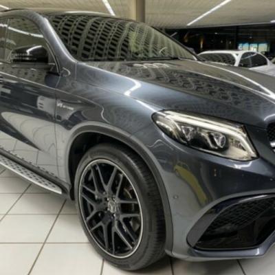 Mercedes-Benz GLE 63 AMG 4M 22