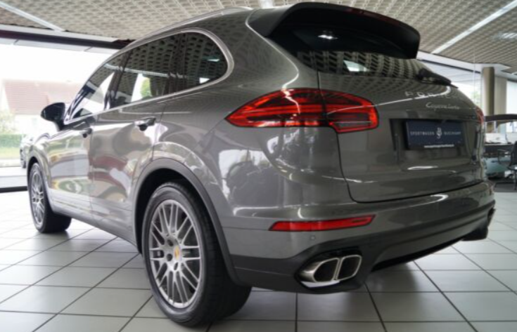 Porsche cayenne turbo 2015 png argauche